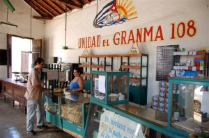 Bodega in Remedios is named after the boat (Granma) Castro and his fellow revolutionaries used to sail to Cuba from Mexico in 1956.