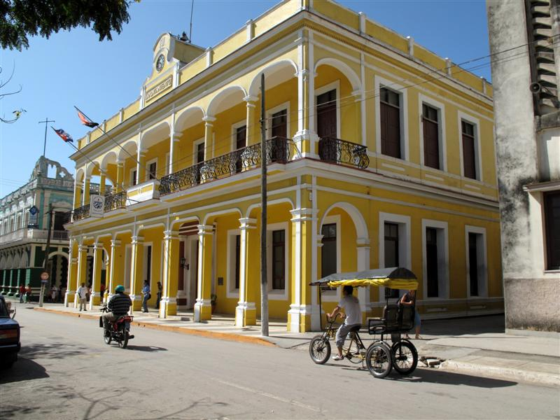 Spanish Colonial Architecture Is Everywhere Evident In Cuba
